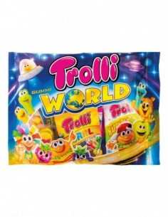 Busta Gummi World