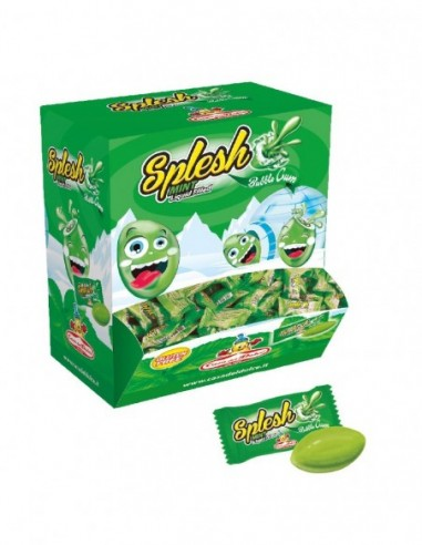 bubble gum splesh menta