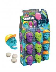SKULL TESCHIO CON BUBBLE GUM