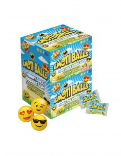 BUBBLE GUM EMOTIBALLS