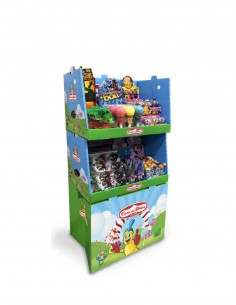 BOX 1/4 CANDY TOYS