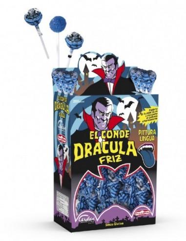 El Conde Dracula Pittura Lingua